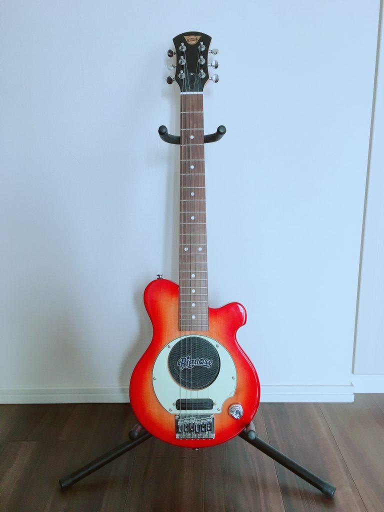 pignose(ピグノーズ)アンプ内蔵エレキギター