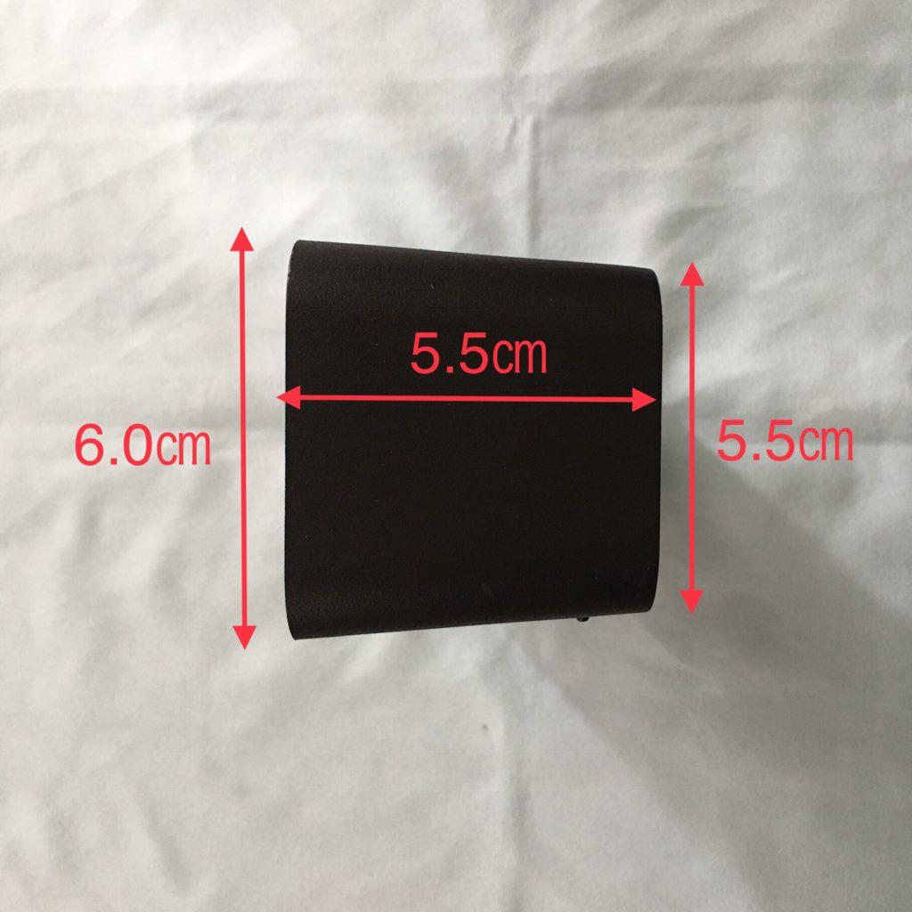 VTIN 防水BluetoothスピーカーBH172A実測②