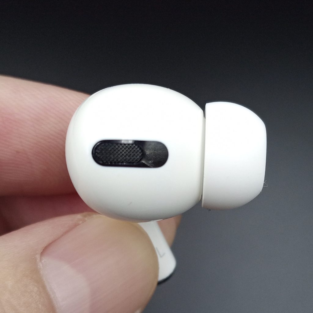 AirPods Proの内向きマイク