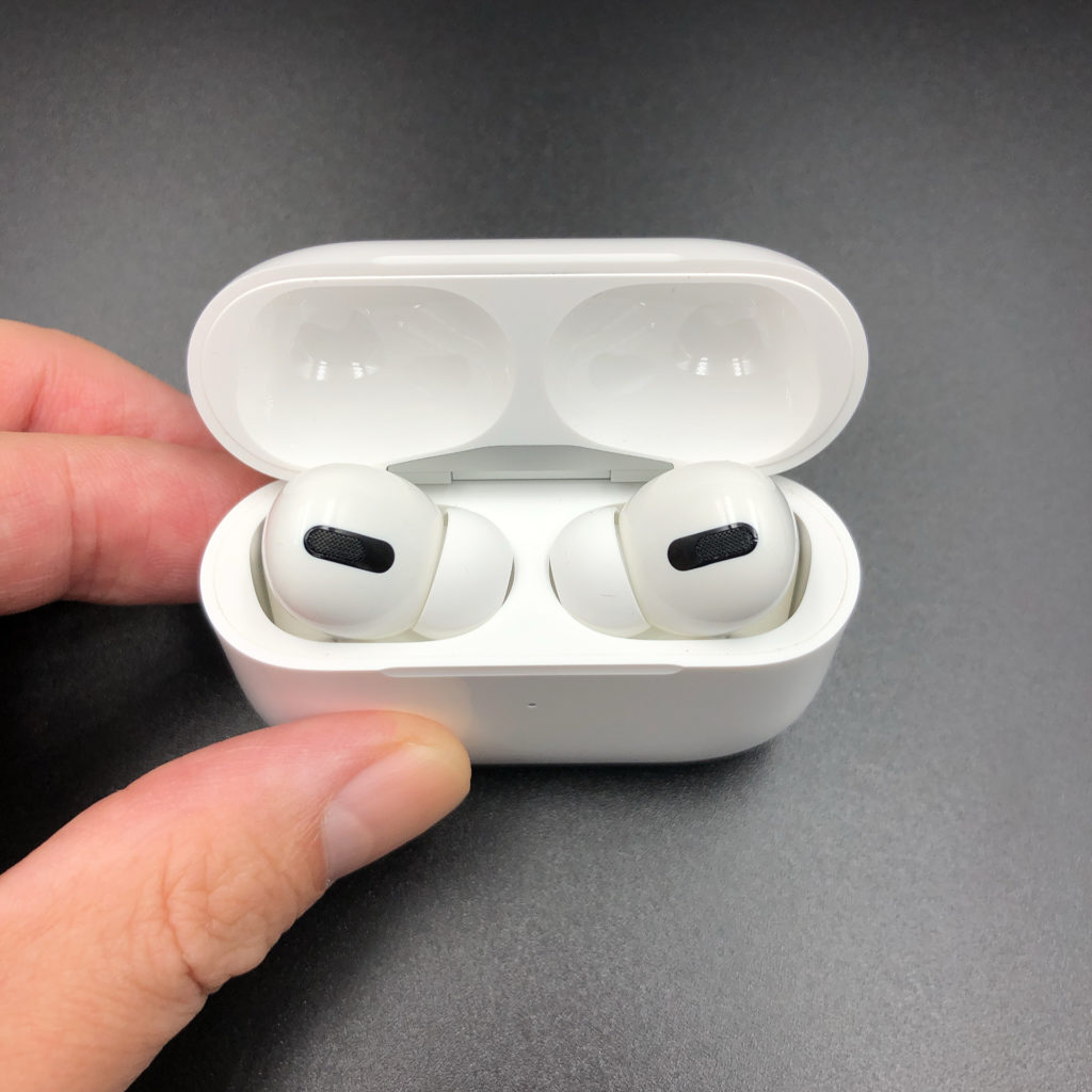AirPods Proの収納