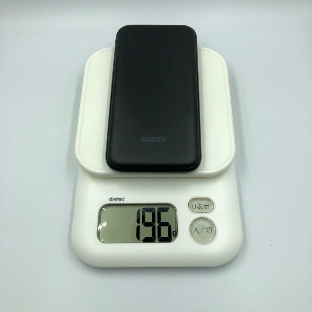 PB-Y25の重さ