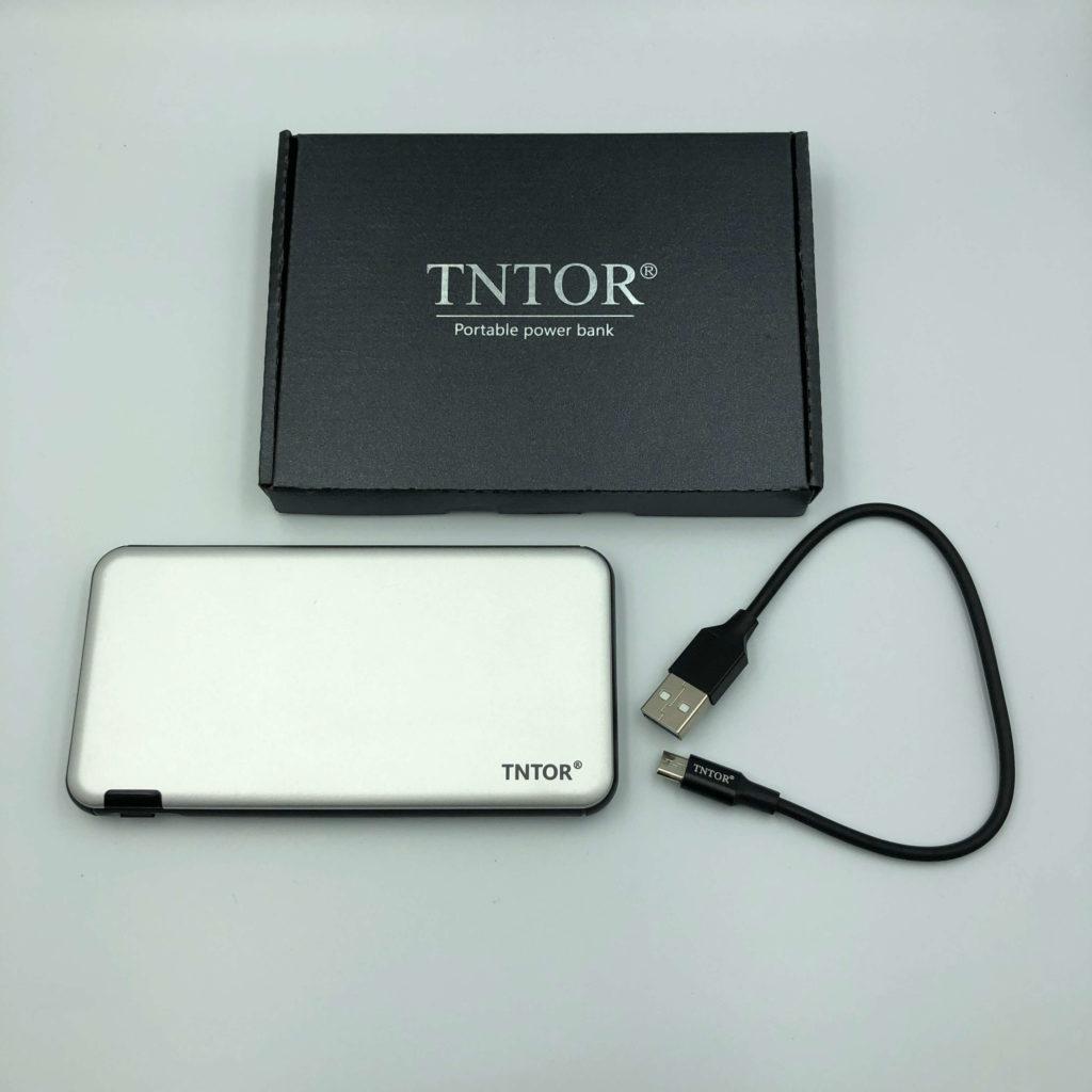 TN-10PDの付属品①