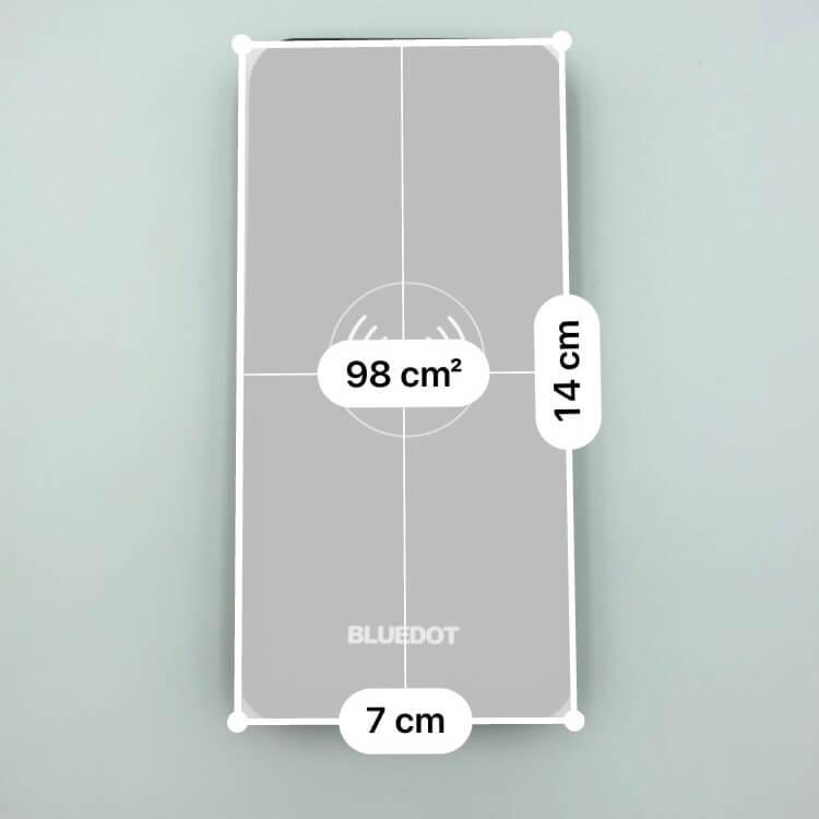 BMB-Qi10のサイズ感②