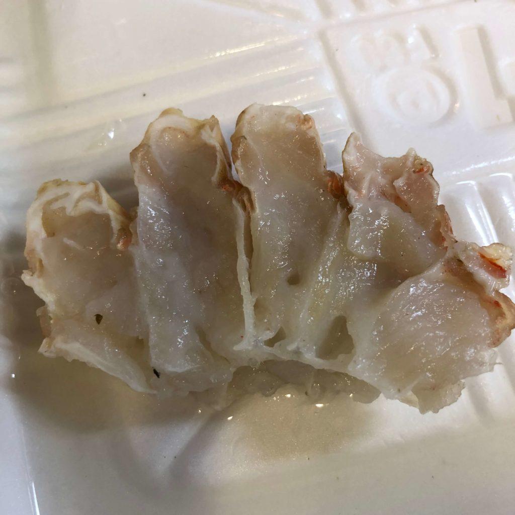 ずわい蟹の肩肉
