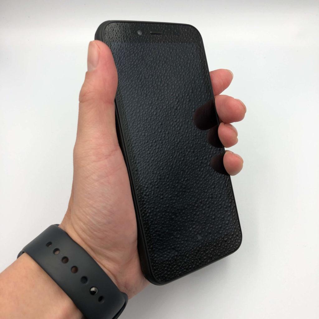 BV5500 Proのサイズ感