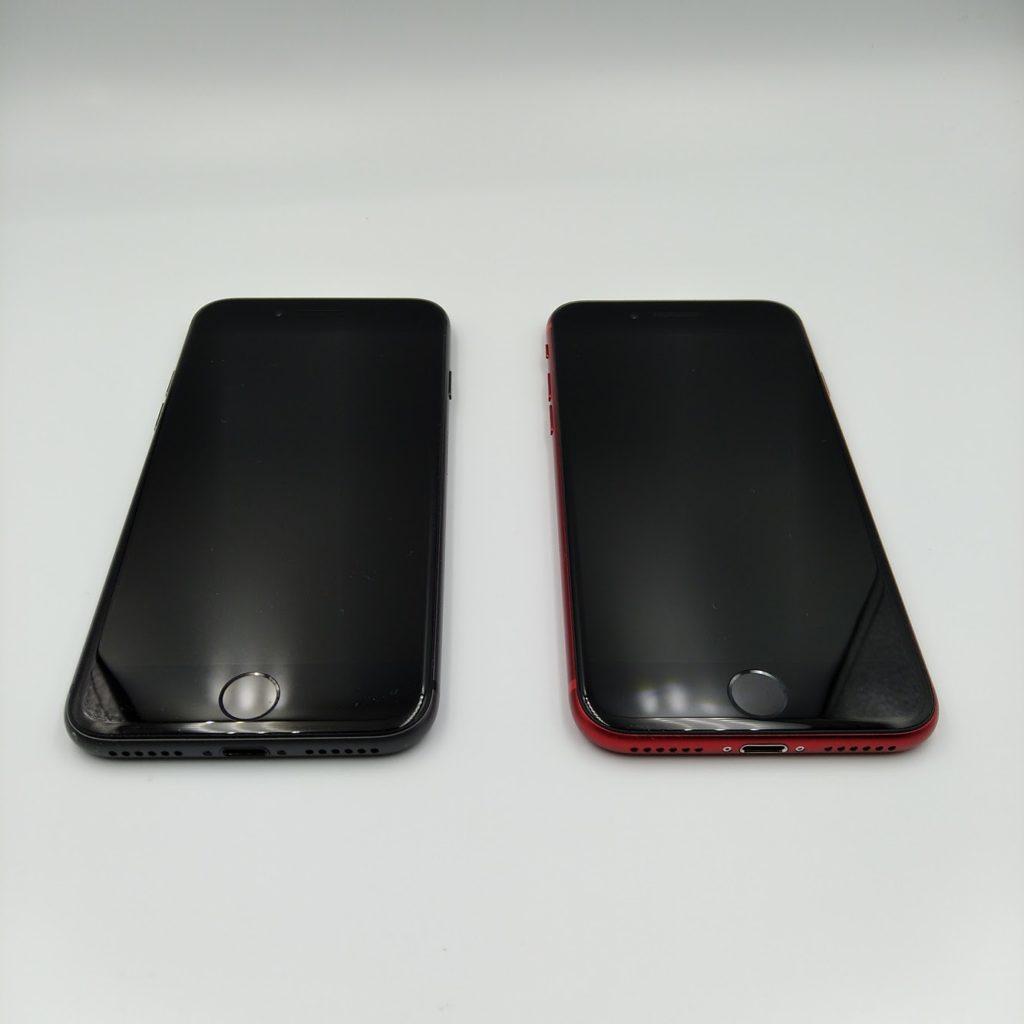 iPhone SE(第2世代)はiPhone 8と同じ