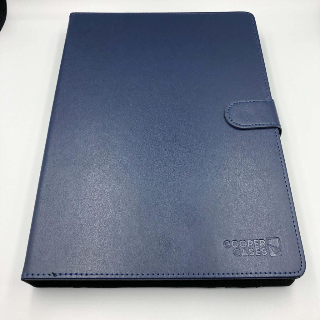 キーボード一体型のタブレットケース