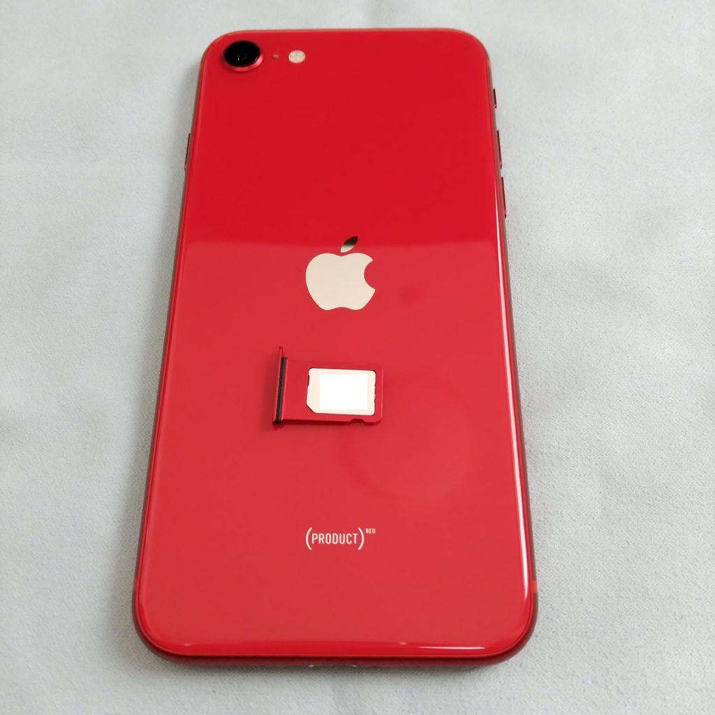 iPhone SE(第2世代)はnano SIM