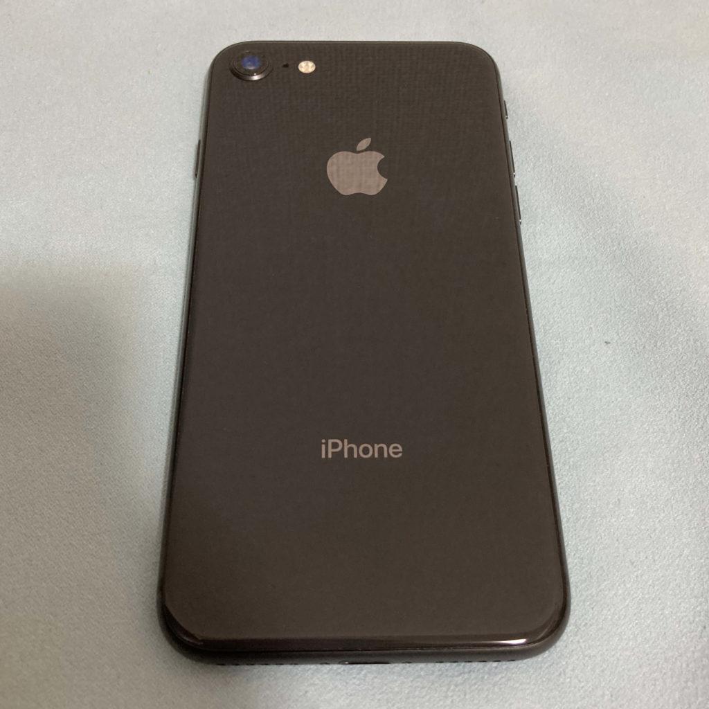 2019年9月に購入したiPhone 8②