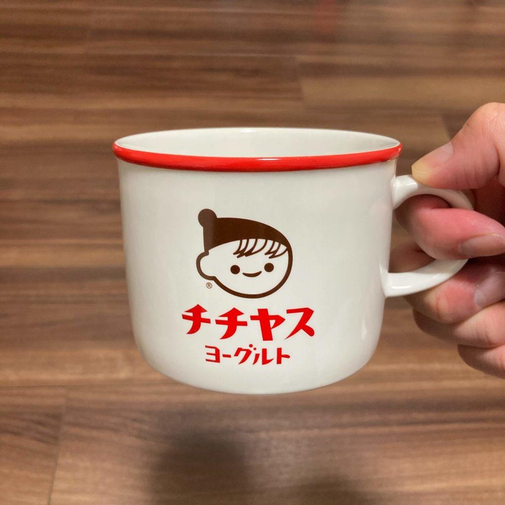 チー坊マグカップ