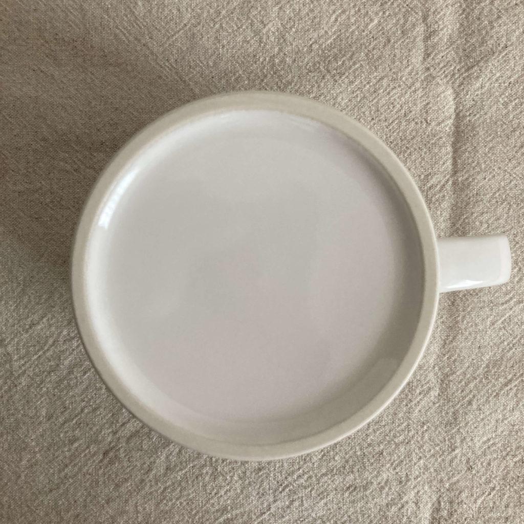 チー坊マグカップの裏面