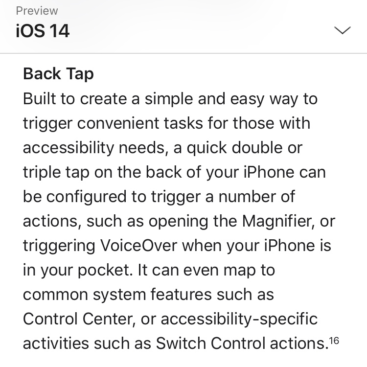 iOS14 All New Features