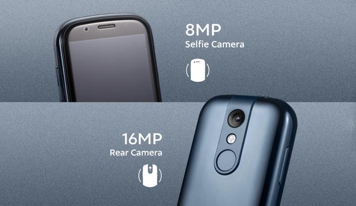 Jelly 2のカメラ