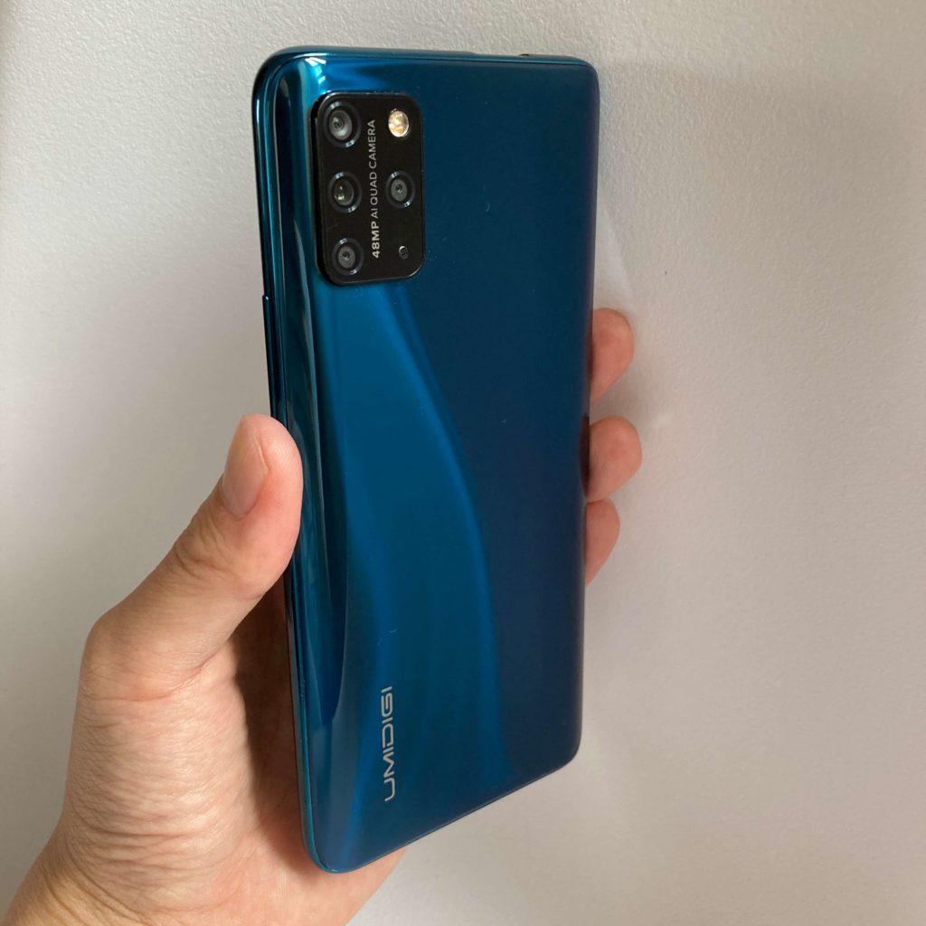 UMIDIGI S5 Pro オーシャンブルー