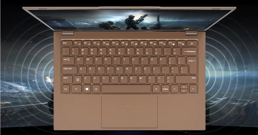 X3 Airのキーボード