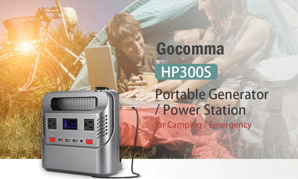 Gocomma HP 300S