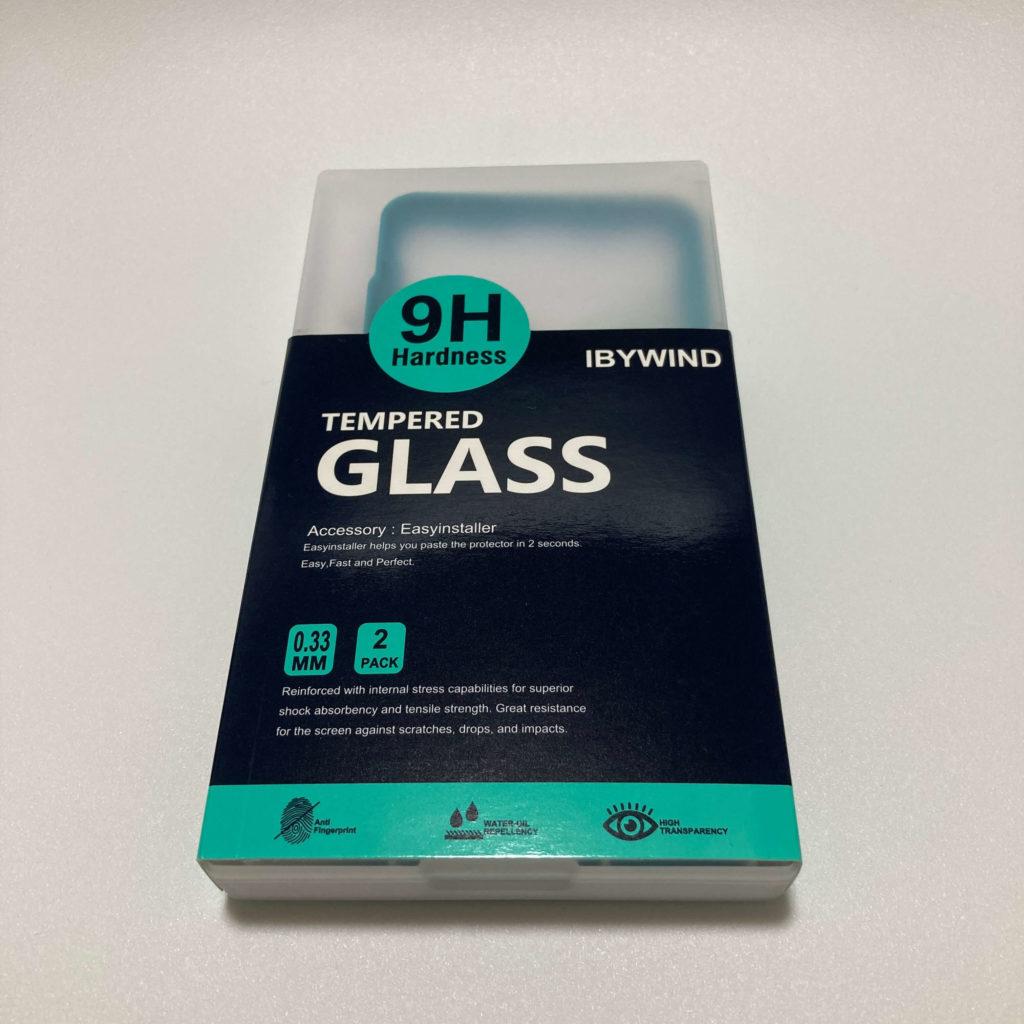 Ibywind強化ガラス保護フィルム