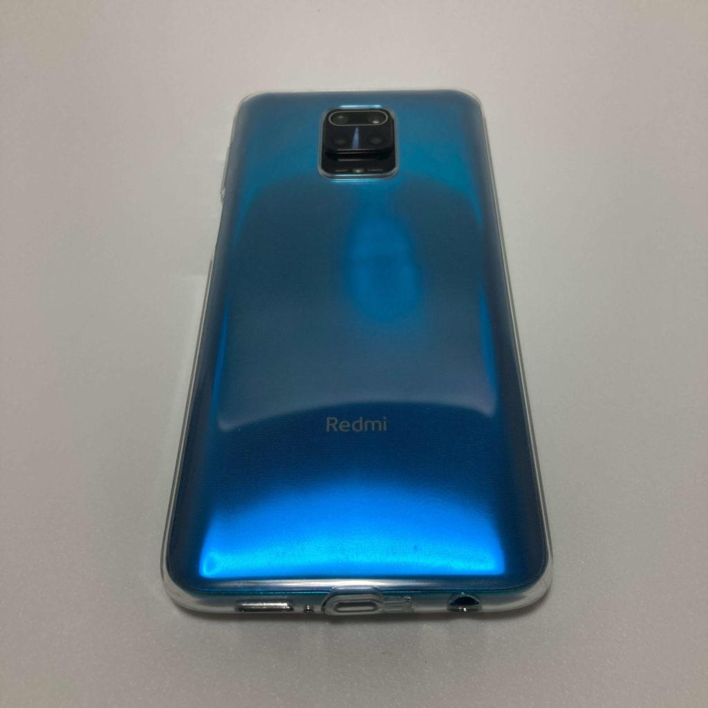 Redmi Note 9Sの保護ケース