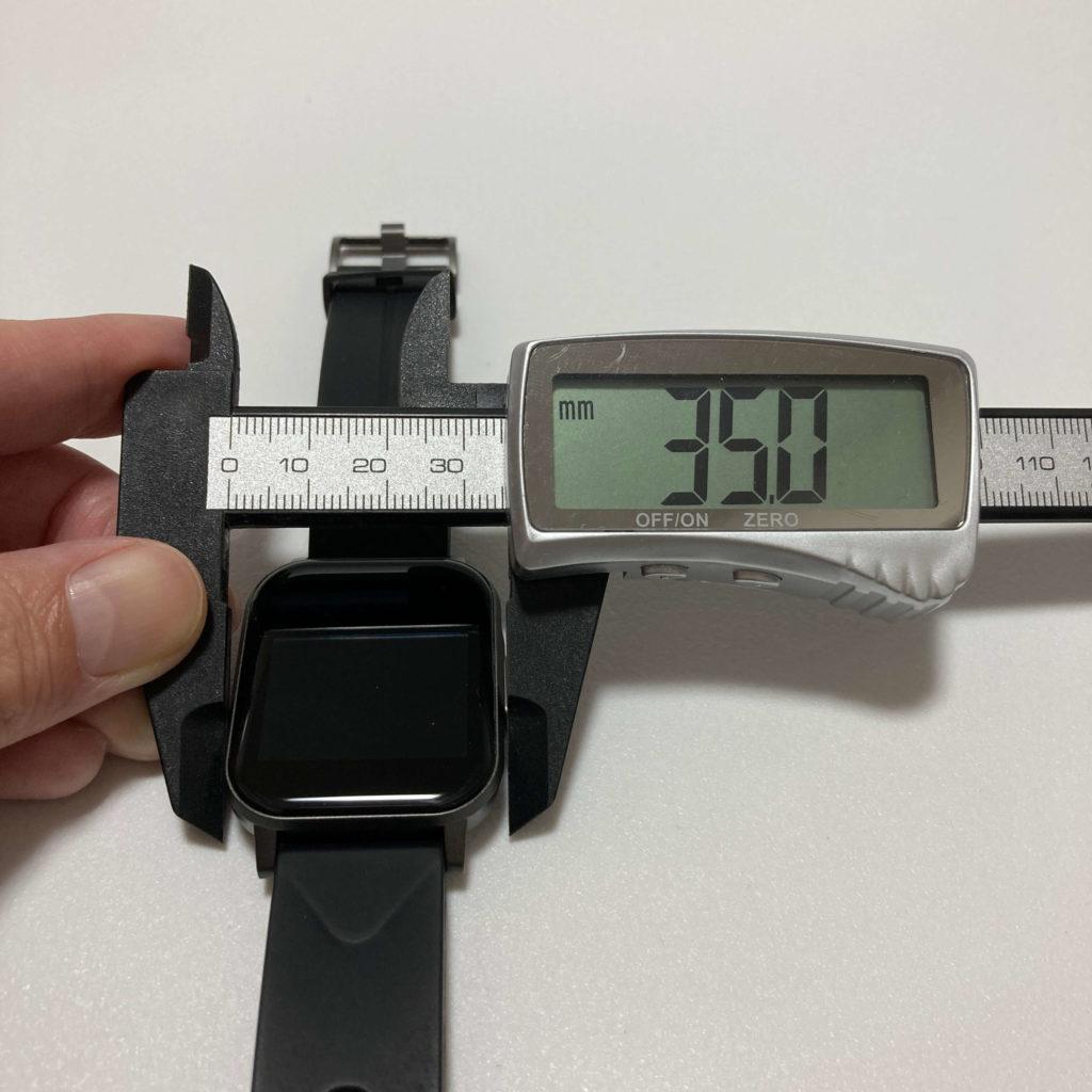 Watch1のサイズ