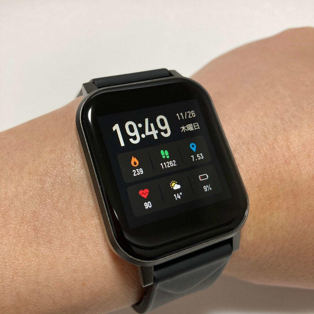 Watch 1のバッテリー性能