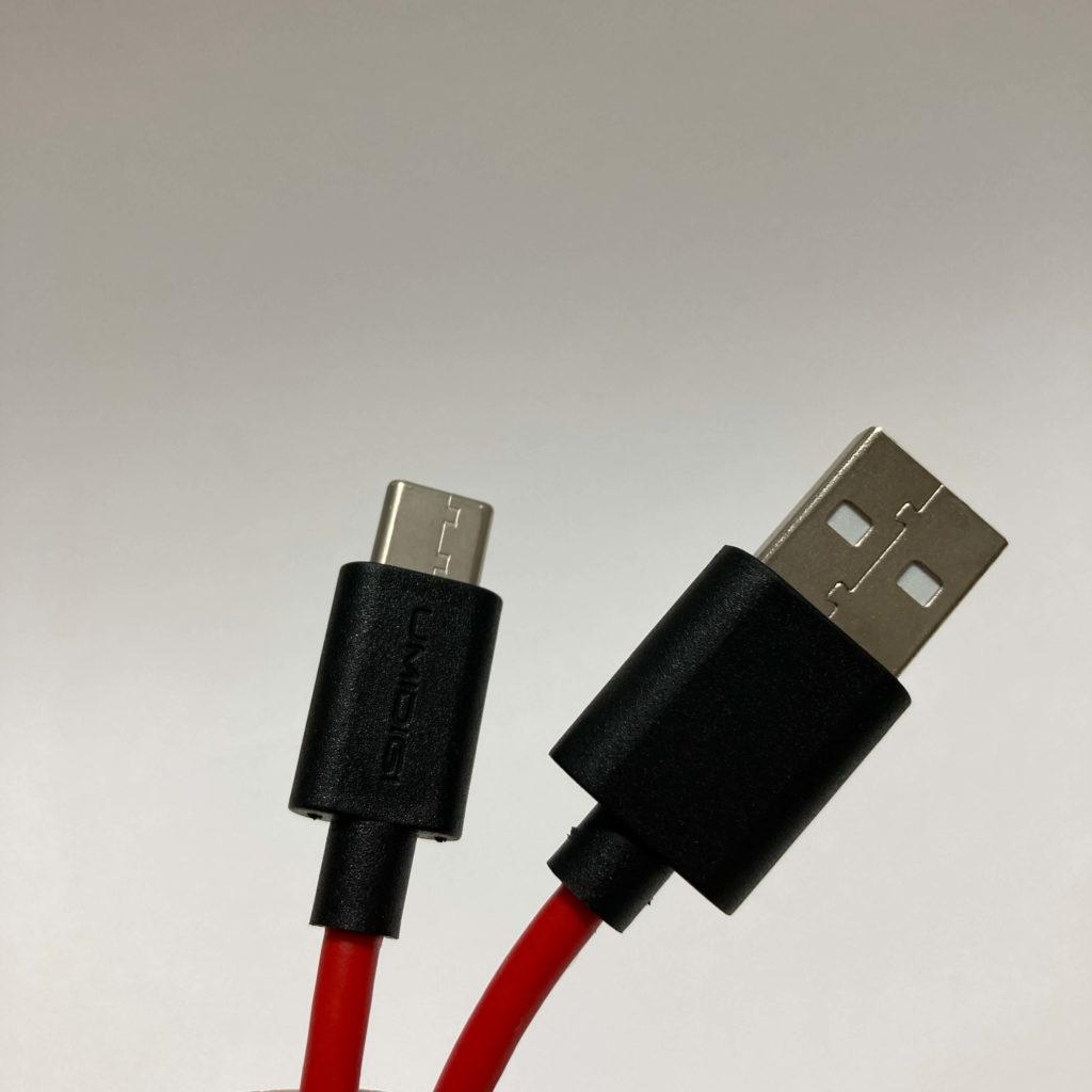 UMIDIGI A9 Proの充電ケーブル