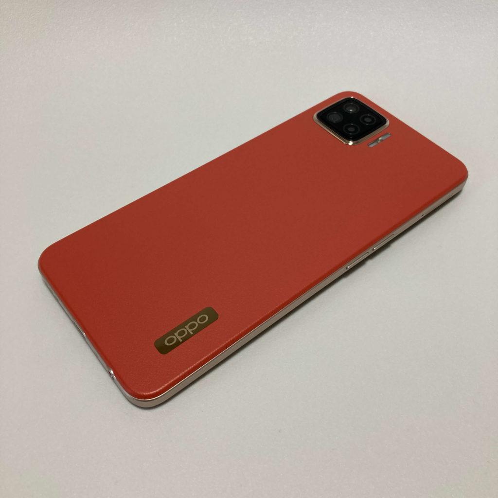 OPPO A73 ダイナミックオレンジ
