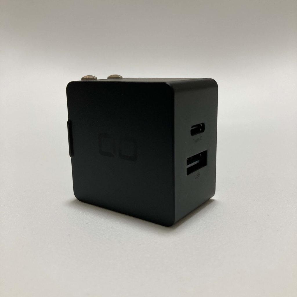 PDQC20W2のブラック