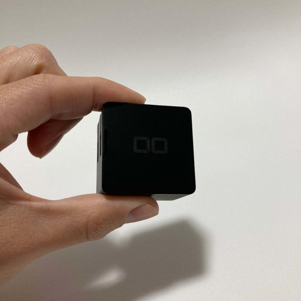 CIO-PDQC20W2のサイズ感