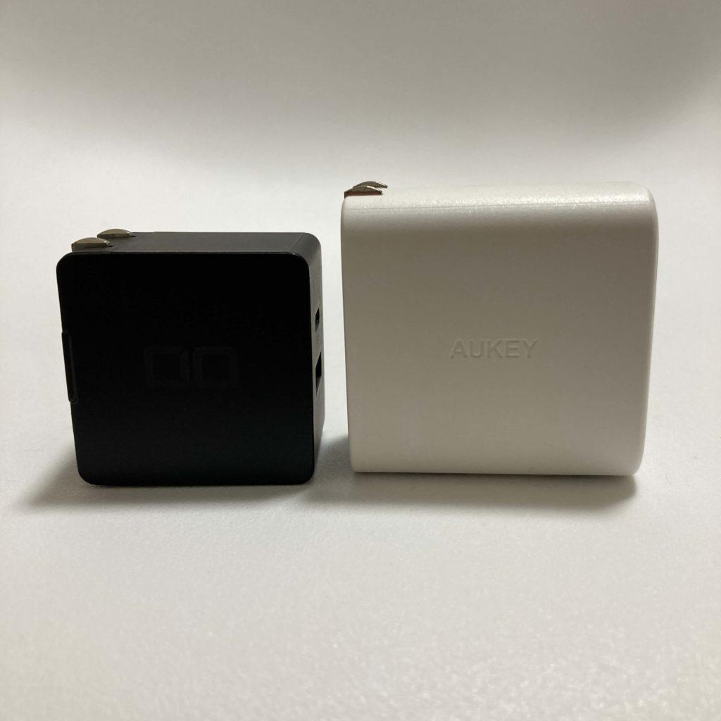 Swift Duo 32WとPDQC20W2を比較