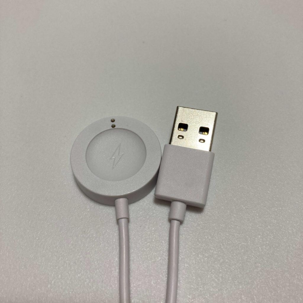 ART5006Jの充電ケーブル