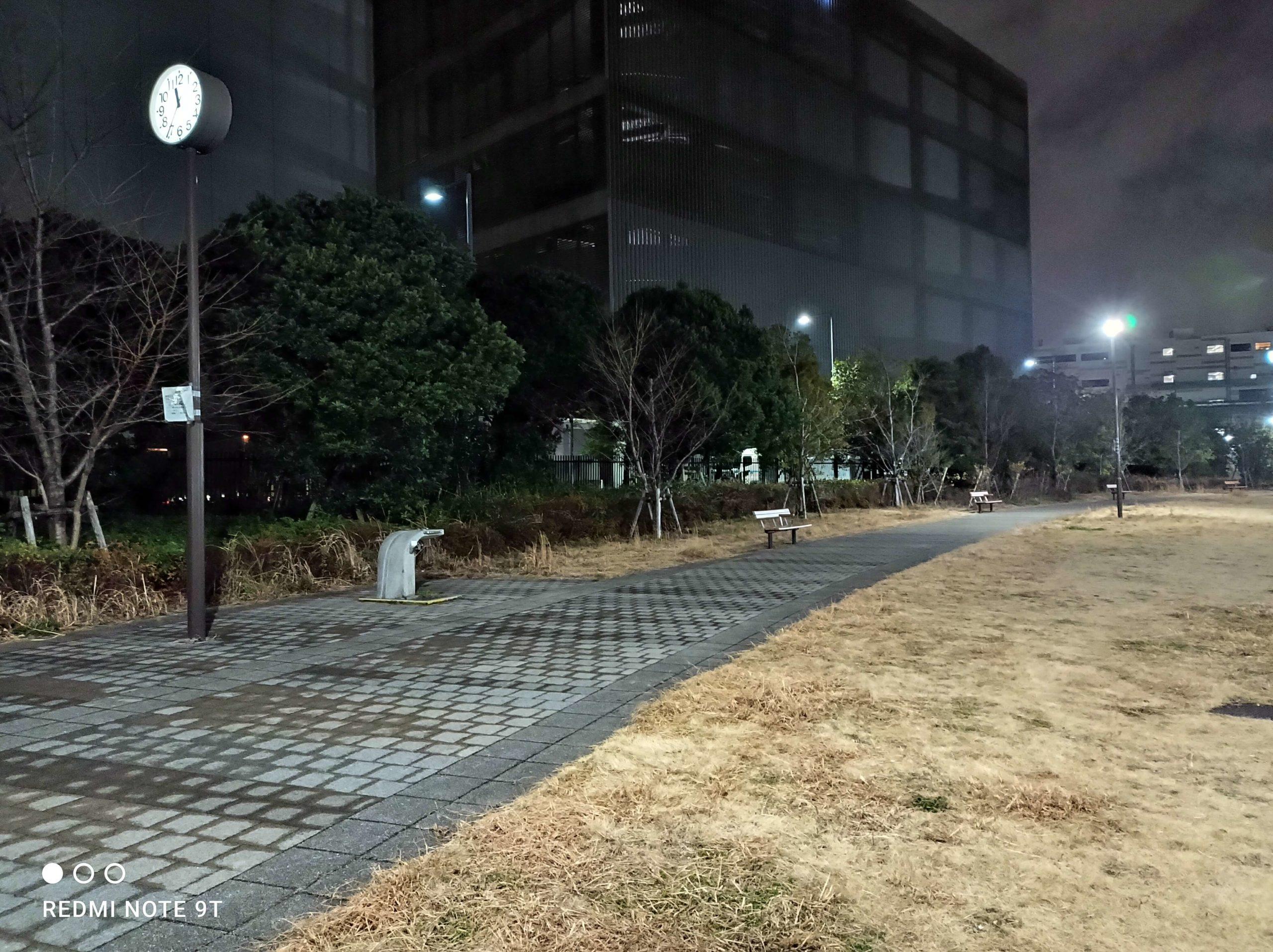 Redmi Note 9Tのカメラ性能