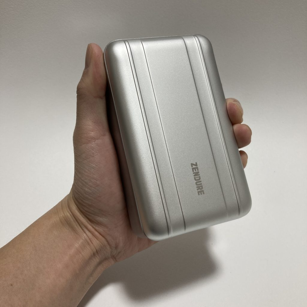 SuperTank Proのサイズ感
