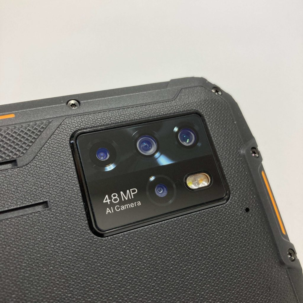 WP10のカメラ部分