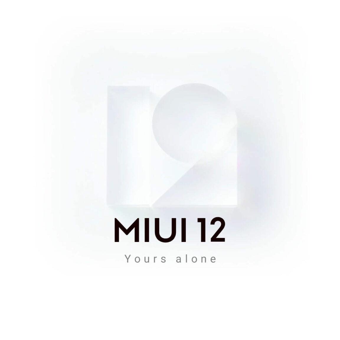 Mi 11はMIUI 12
