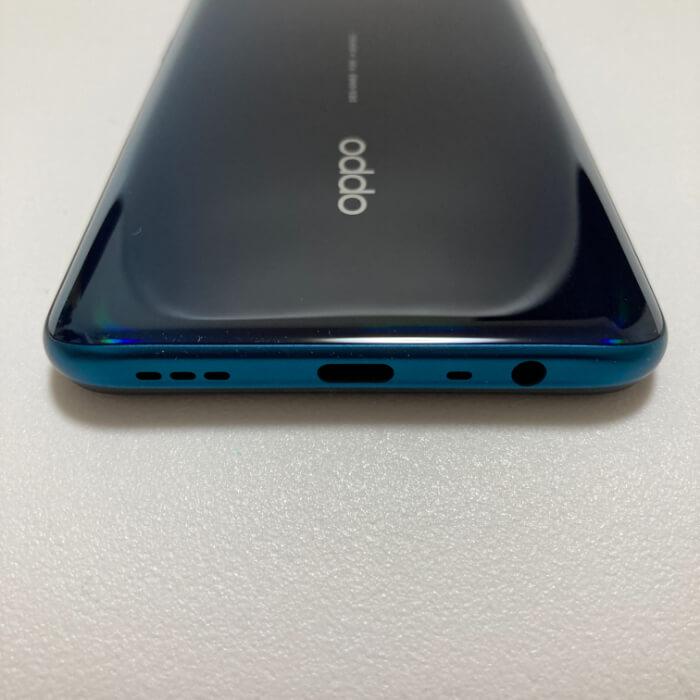 OPPO A5 2020の外観
