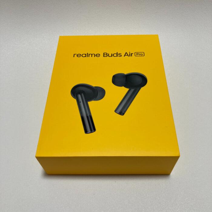 realme Buds Air Proの外箱