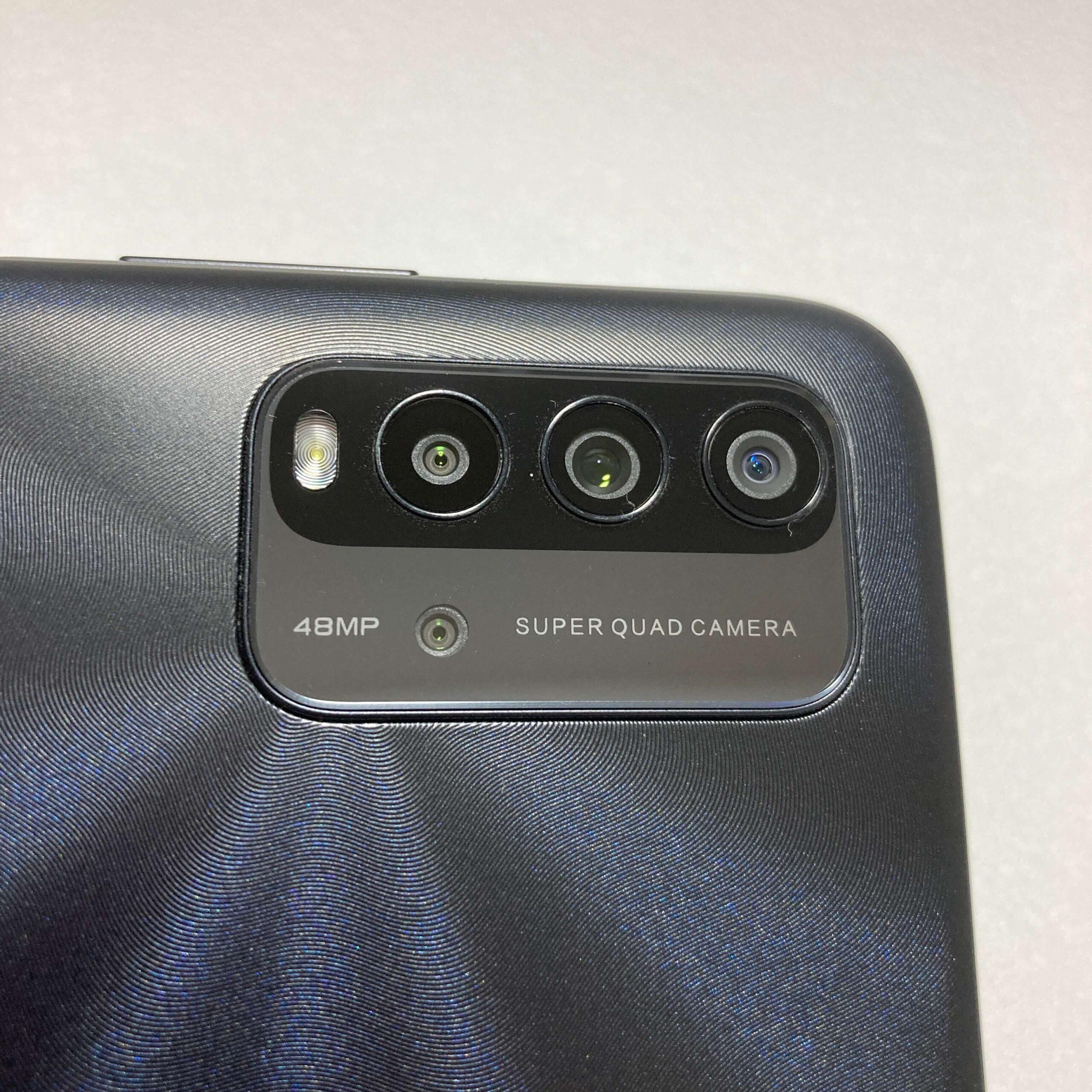 Redmi 9Tのカメラ部分