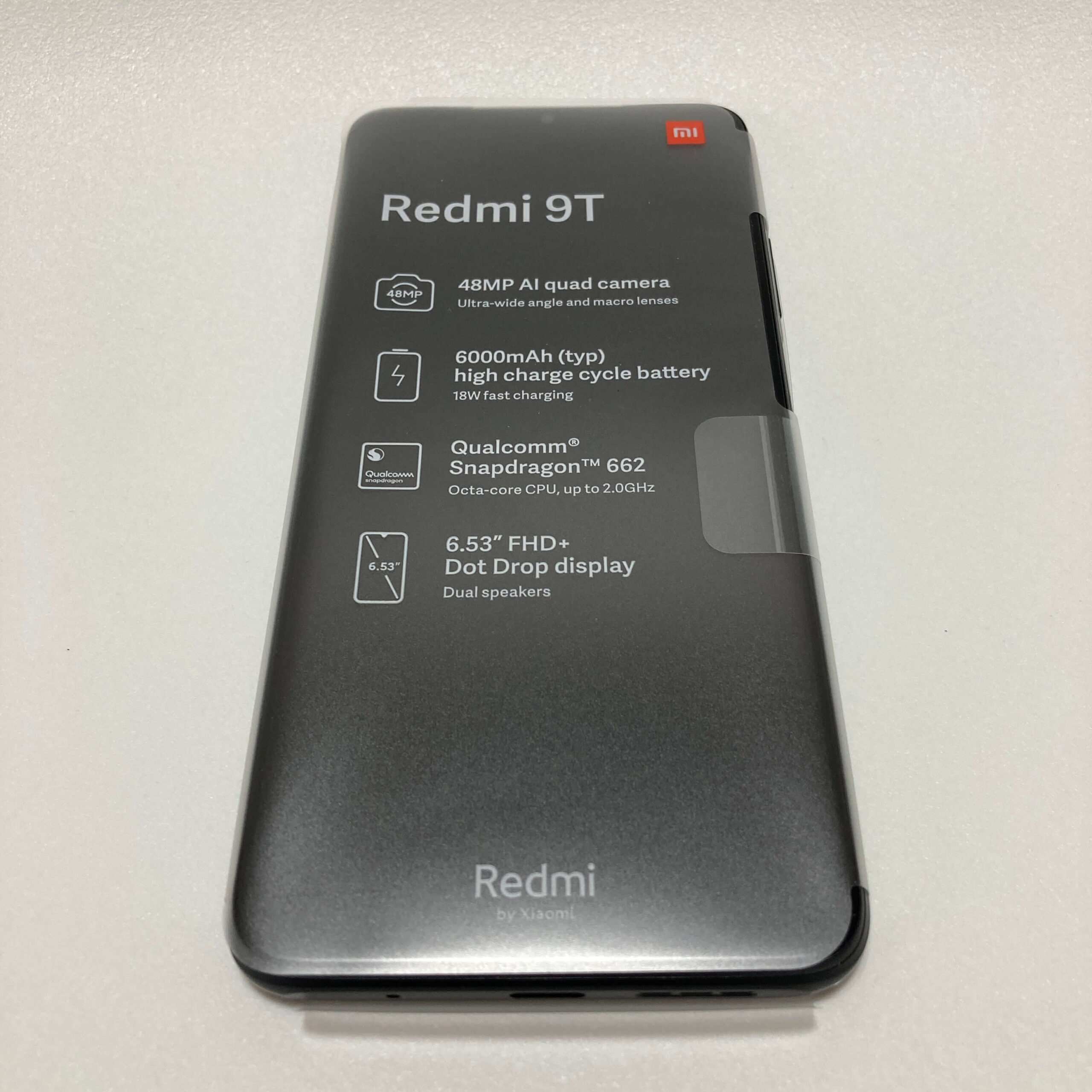 Redmi 9T Hands-On