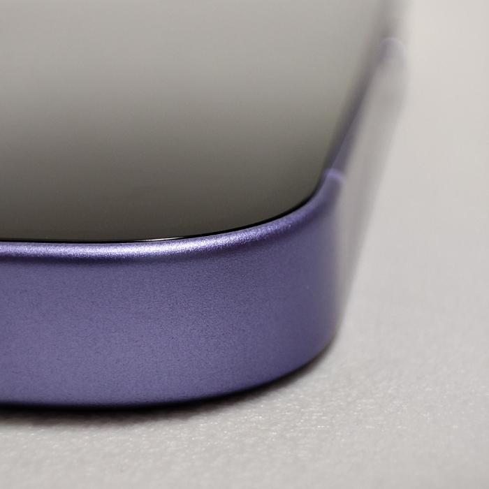 iPhone 12 miniのアルミフレーム