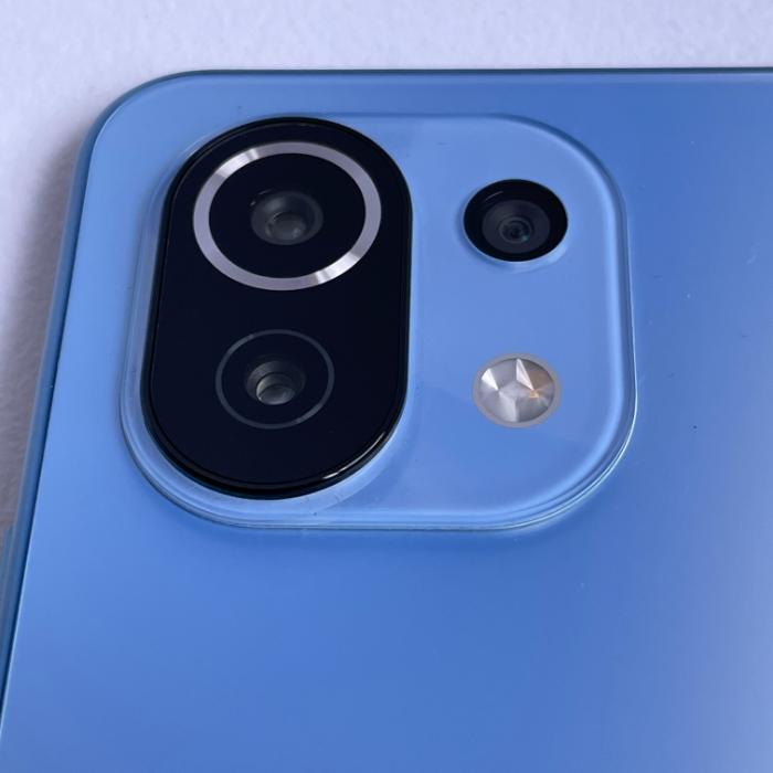 Mi 11 Liteのカメラユニット