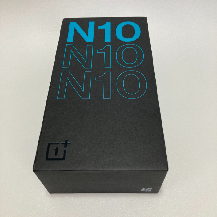 OnePlus Nord N10 5Gの外箱