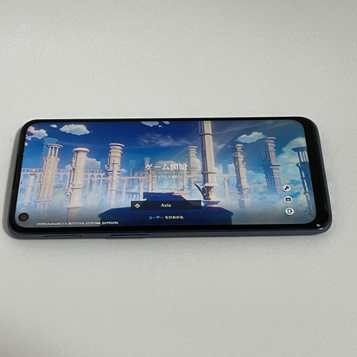 OnePlus Nord N10 5Gのインカメラ