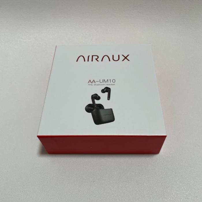 AIRAUX AA-UM10の外箱