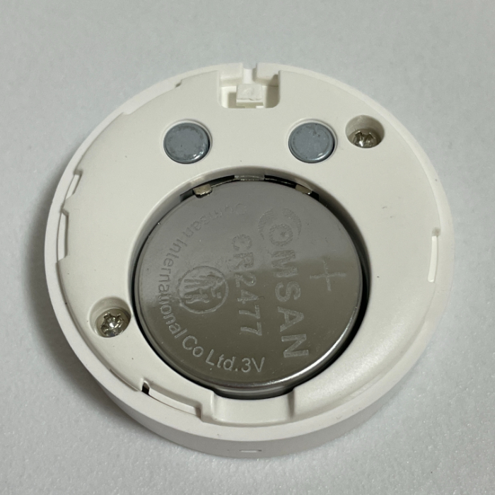 BW-WS02の感知センサー