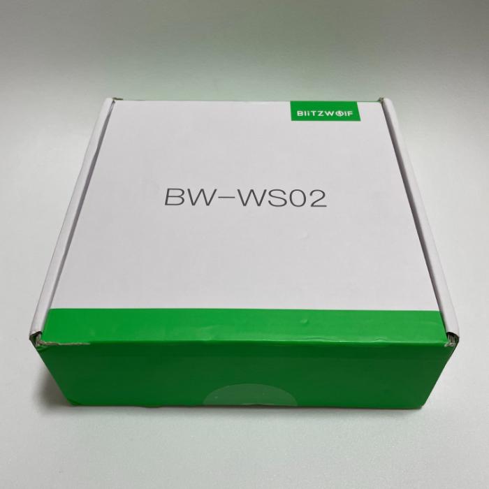 BW-WS-02の外箱