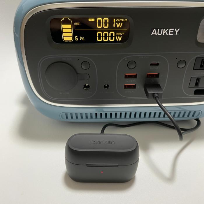 EarFun Free 2のバッテリー性能