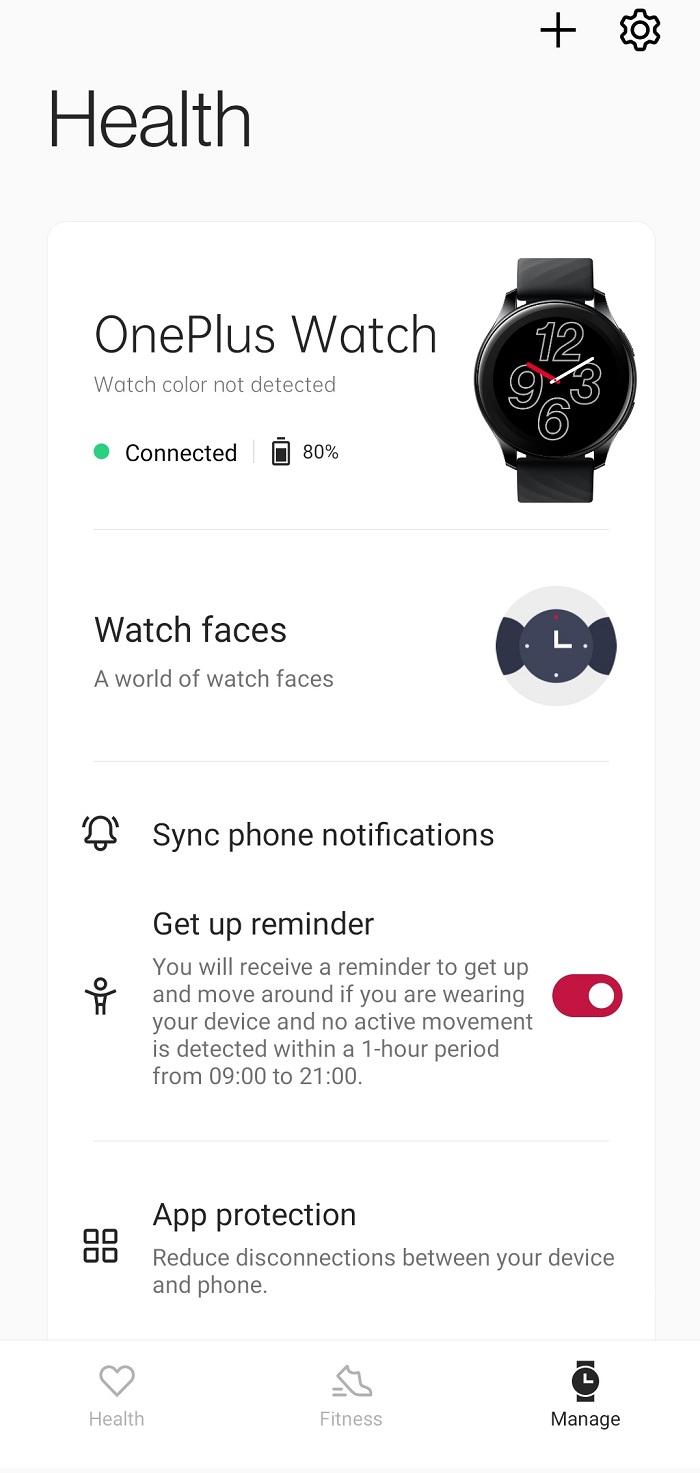 OnePlus Watchは日本語非対応