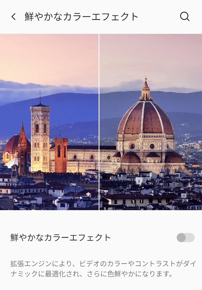 OnePlus 9Rのディスプレイ