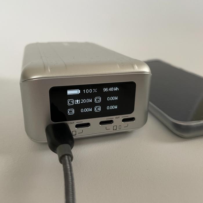 OnePlus 9Rの急速充電