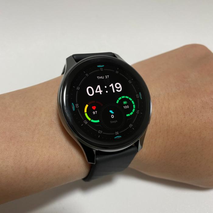 OnePlus Watchのバッテリー性能